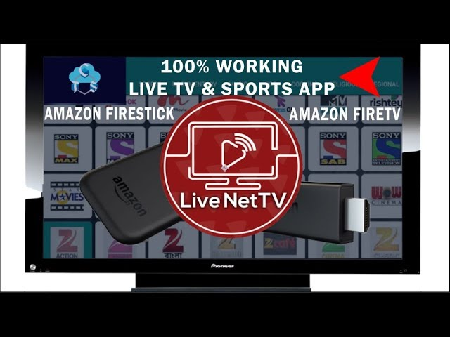 How To Watch LiveTV on Amazon FireTV - CloudTech Support